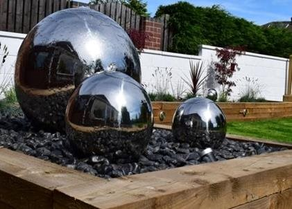 Modernise Your Garden with a Contemporary Water Feature