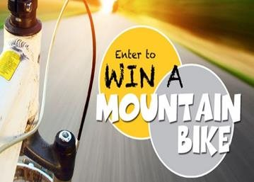 We're Celebrating The Grand Depart - Win A Mountain Bike Worth �269.99!