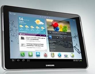 Our Best Giveaway Yet - Win A Samsung Galaxy Tab2!
