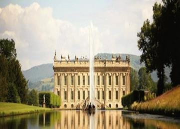Water Features at Stately Homes and Castles in the UK
