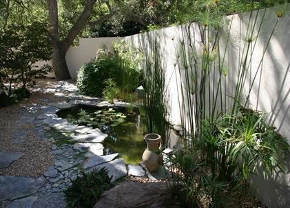What's Your Favourite Style of Garden and Water Feature?