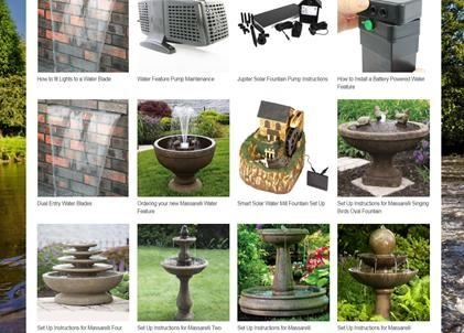 Don't Forget To Check Out Our UK Water Features Guides