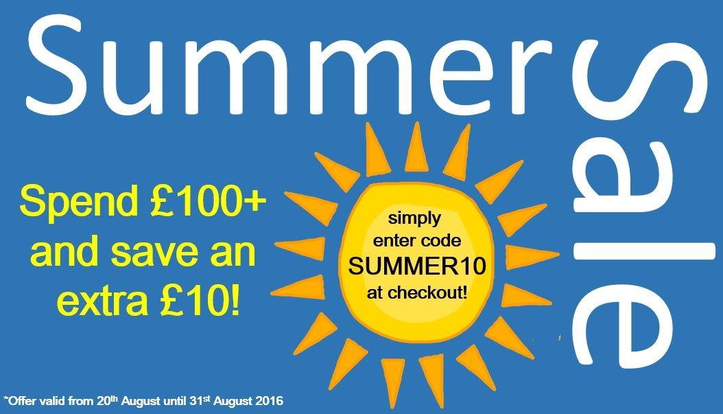 Summer 10 Banner