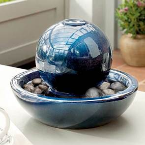 View Tabletop Indoor Water Features Products