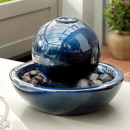 Tabletop Indoor Water Features