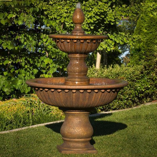 Set Up Instructions for Massarelli Florentine Two Tier Fountain