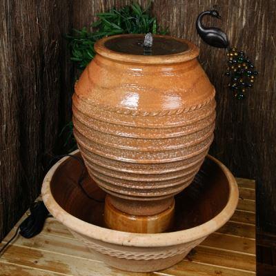 Why is a cretan pot so unique?