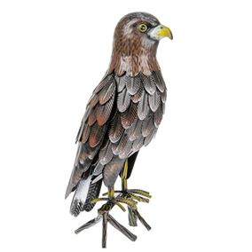 Meadow Metal Antique Hawk Garden Ornament