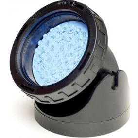 40 LED Blue Underwater Pond Light