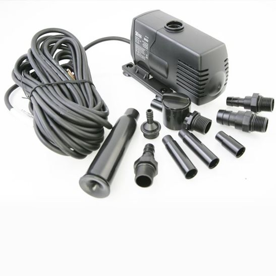 Xtra 900 lph fountain water feature pump for Water feature pumps