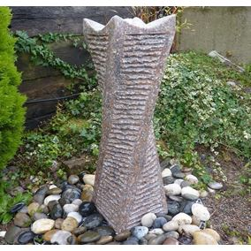 Bali Twisted Granite Water Feature Kit