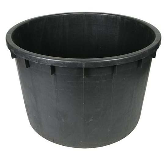 Extra large round pebble pool 1000 litres 140cm for Plastik pool rund