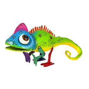 Casper the Chameleon Colourful Critter Character