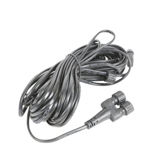 Low Voltage Extension : Metre low voltage water feature extension cable