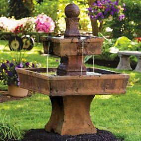 Oliveto Fountain Water Feature