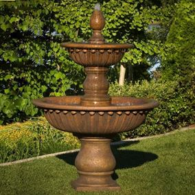 Florentine Two Tier Fountain
