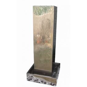 Kingston Giant Stainless Steel Water Feature 1.2m