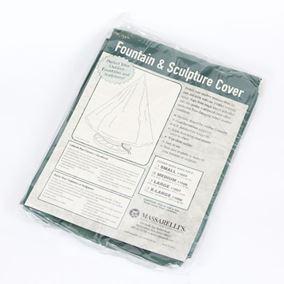 Small Massarelli Fountain Protection Cover