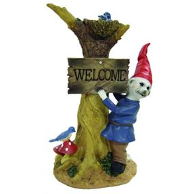 Meergnome Welcome Garden Ornament