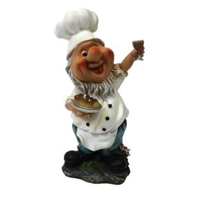 British Baking Chef Gnome