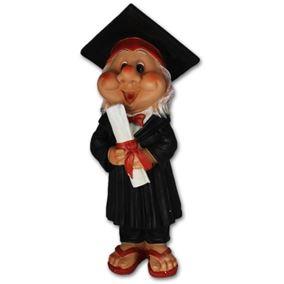 Large Graduation Gnome (Girl)