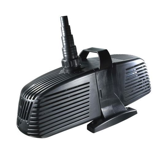 15 000 filterforce xtreme power filter water feature pump for Water feature pump filter
