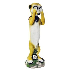 Cheeky Meerkat Solar Garden Light