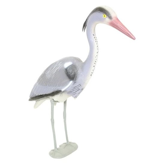 Heron pond guard for Garden pond guards