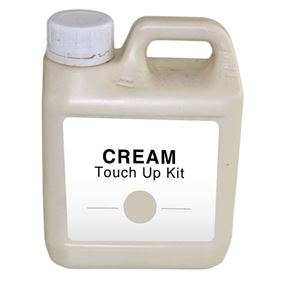 Touch Up Paint Kit 1L (Cream)