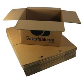 10 Strong Extra Large Cardboard Boxes Ideal for Storage and House Moving (Double Walled)