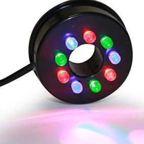 Replacement 9 Colour Changing LED Cluster Light with 2 Pin