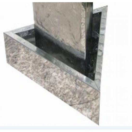 additional image for Hamilton Stainless Steel Water Feature with LEDs