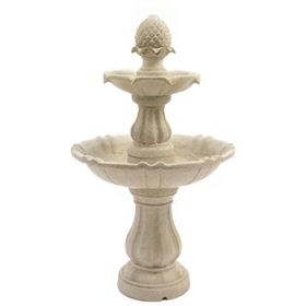 Classic 2 Tier Fountain Garden Water Feature