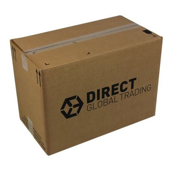 5 Large Strong Cardboard Boxes Ideal For Storage And House