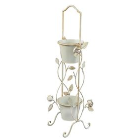 English Rose Two Tier Pot Planter