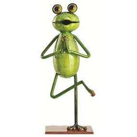 The Half Tree Yoga Frog (Small)