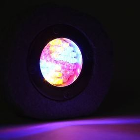 36 Bulb Colour Changing LED Granite Submersible Rock Pond Light