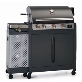 Barbecook Quisson 4000 Luxury Gas Barbecue