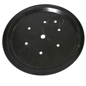 Plastic Cover Lid for Large Round Pebble Pool (112cm Ø)
