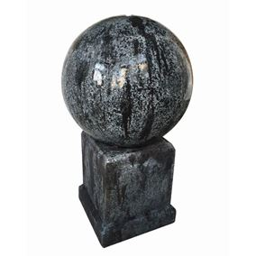 Abigail Sphere Fountain Lit Water Feature