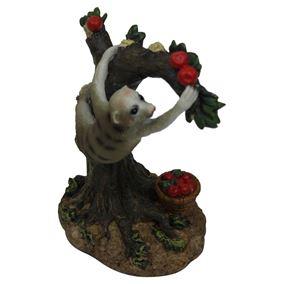 Meerkat Climbing Tree Garden Ornament