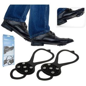 One Size Fits All Shoe No Slip Ice Gripper