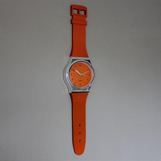 Funky Garden Wall Lights : Funky Bright Watch Wall Clock