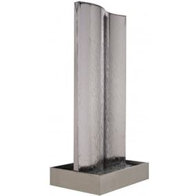 The Niagara Falls Stainless Steel Water Feature (200cm)