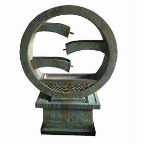 Saigon Circular Fountain Water Feature
