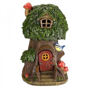 Elvedon Collection Elfin Oak Fairy Tree House
