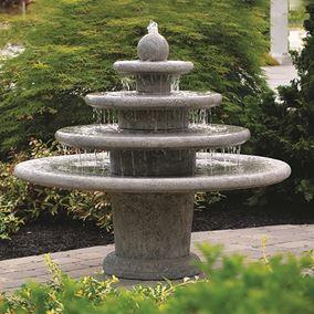 Gozo Sphere Fountain