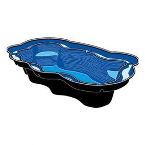 Iris SV Pre Formed Starter Pond (185cm x 320cm)