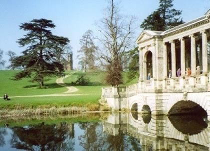 Get the Look - Stately Home Gardens and Water Features
