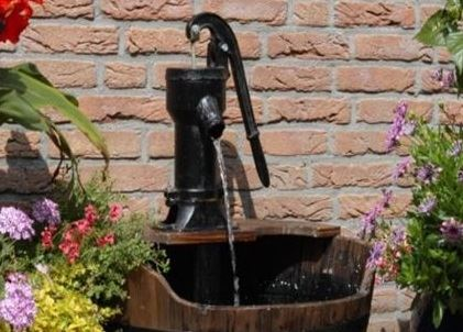 Water Features Can Be A Wonderful Addition To Your Garden, As They Create A  Soothing, Calm Atmosphere From The Trickling Of The Water As Well As Adding  An ...